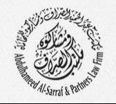 Abdulhameed Al-Sarraf & Partners Law Firm has a world wide reputation and reach representing clients from